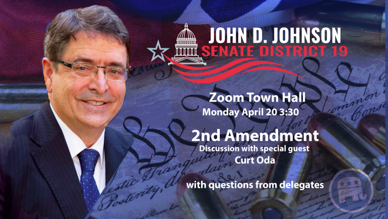 Town Hall – Gun Rights with Curt Oda