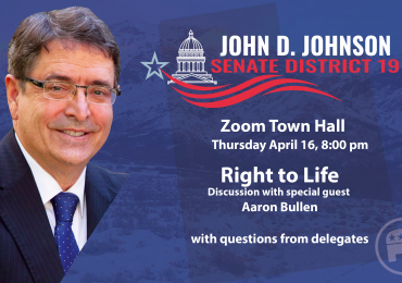 Town Hall – Right to Life Discussion with Aaron Bullen